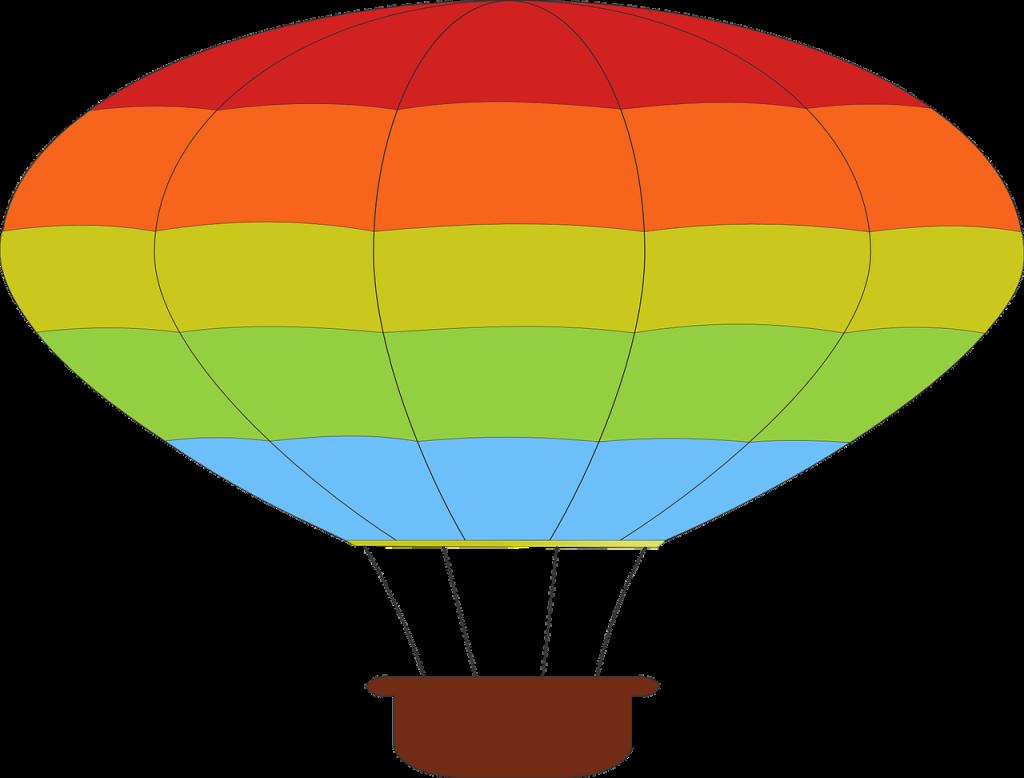 Balloon illustrating benefits