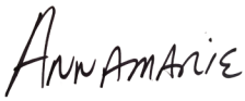 Signature of Annamarie