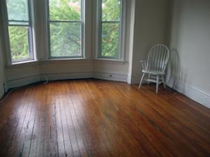 Empty room with no stuff
