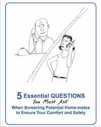 Cover for Five Essential Questions You Must Ask
