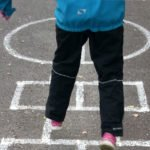 Hopscotch and the Art of Making Friends