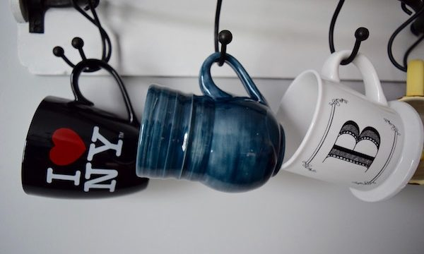 cups on hooks things differently