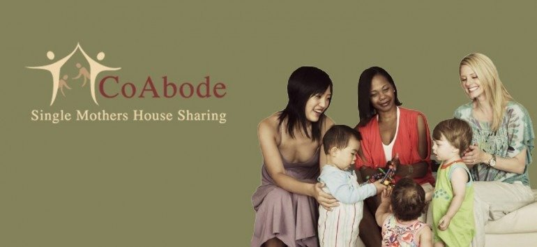 CoAbode Single Mothers House Sharing
