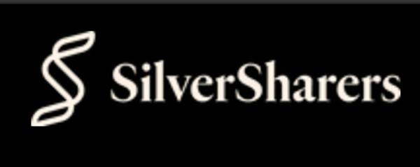 Silver Sharers Logo